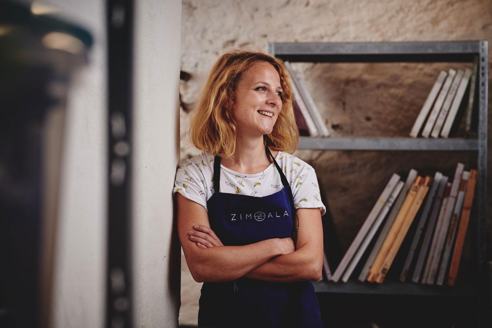 Anna Spindler Zimzala Workshop
